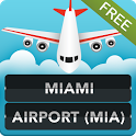 FLIGHTS Miami Airport icon