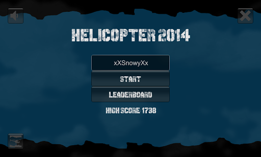 Helicopter 2014