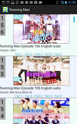 Running Man Korean Videos