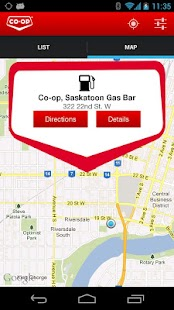 Co-op CRS App- screenshot thumbnail