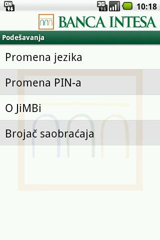 Intesa Mobi - screenshot