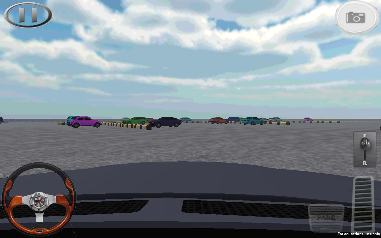 Car City Parking 3D - screenshot