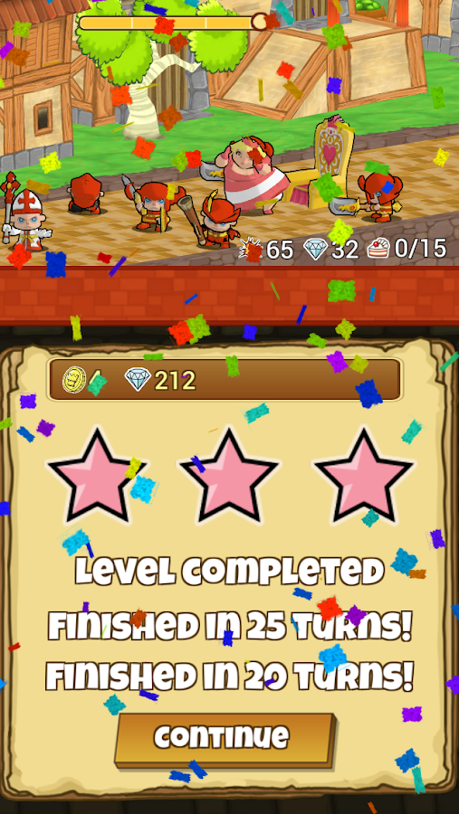Fat Princess: Piece of Cake - screenshot