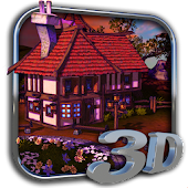 Cartoon Village 3D
