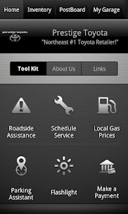 Prestige Toyota DealerApp - screenshot thumbnail