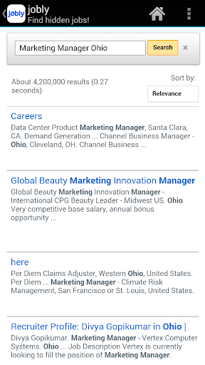 jobly - Find Unadvertised Jobs