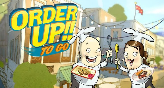 Order Up!! To Go- screenshot thumbnail