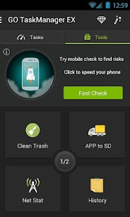 GO Cleaner & Task Manager- screenshot thumbnail