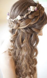 髮型對於女孩