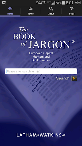 The Book of Jargon® - EUCMBF