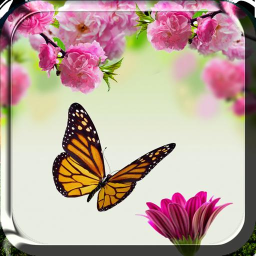春の花 ライブ壁紙 個人化 App LOGO-APP試玩