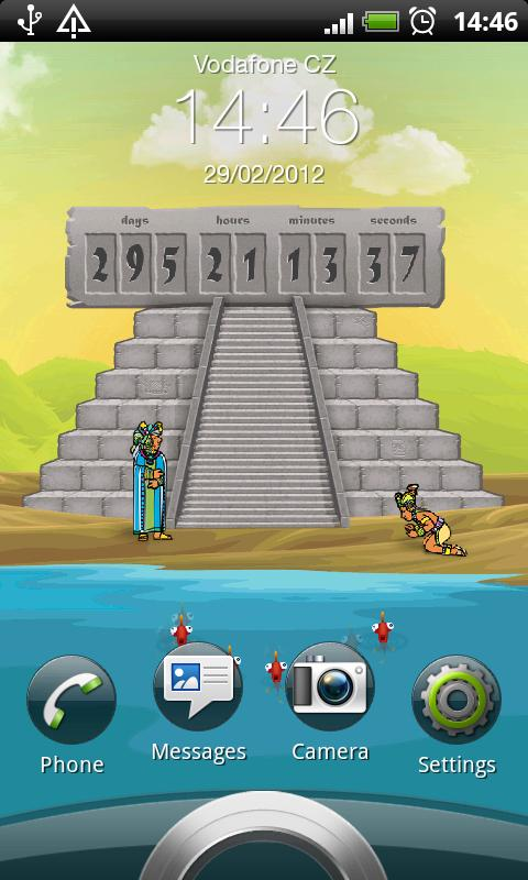 Apocalypto - Mayan Countdown - screenshot