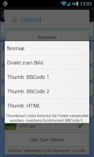 Abloadtool (abload.de) - screenshot thumbnail