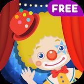 Peekaboo Circus Free