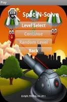 Screenshot of Spot-N-Solve