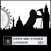 Open Mic Finder - London