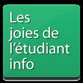 Les Joies de l'Étudiant Info