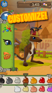 AJ Jump: Animal Jam Cangurus - screenshot thumbnail