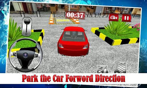 3D汽車駕駛和公園2015年