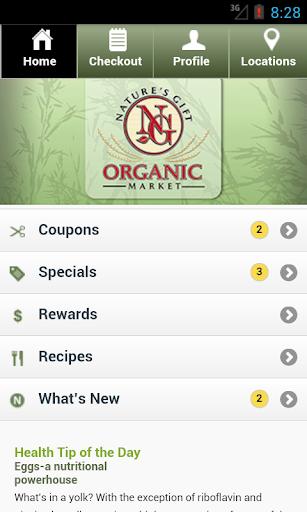 Nature's Gift Organic Market