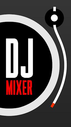 DJ 工作室音樂混音器 !-PRO