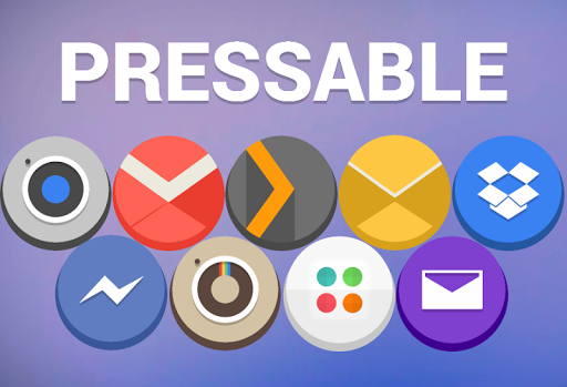 Pressable Icon Pack