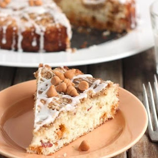 Bacon Butterscotch Coffee Cake