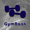 GymBook Fitness & Workout Log logo