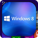 Windows 8 Launcher Theme icon