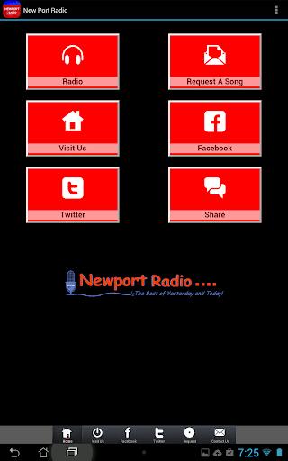 New Port Radio HD