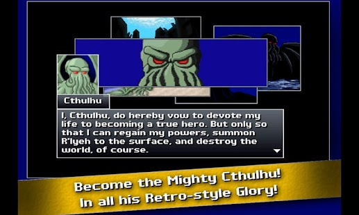 Cthulhu Saves The World - screenshot thumbnail