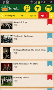 Old Settler's Music Festival - screenshot thumbnail