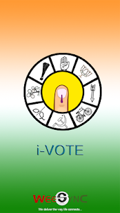 i-Vote- screenshot thumbnail