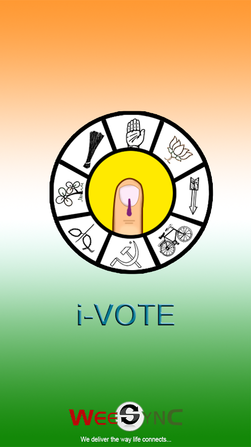i-Vote- screenshot