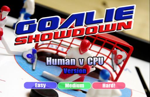 Goalie Showdown