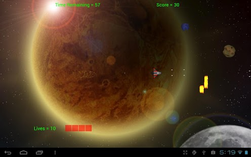 NebulaFrenzy - Space Arcade - screenshot thumbnail