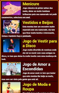 Jogos de Meninas - screenshot thumbnail