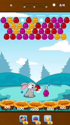 兔复活节彩蛋射击游戏