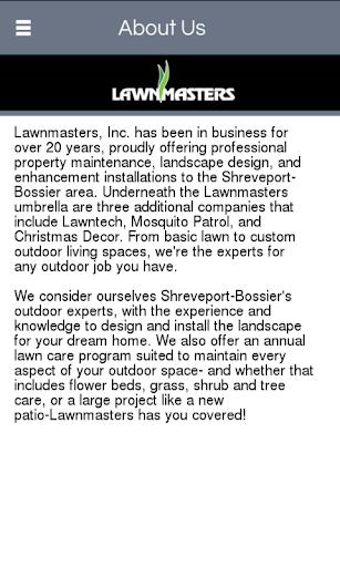 Lawn Masters Inc.