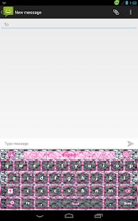 GO键盘粉红钻石