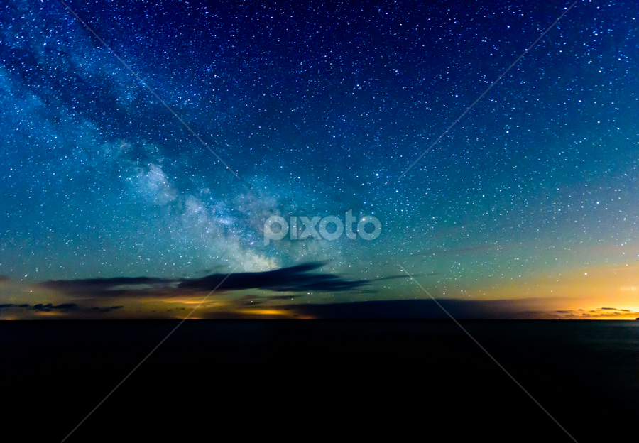 by Keith Homan - Landscapes Starscapes