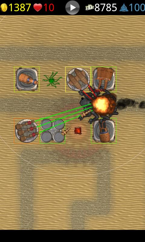 DefendR - TD- screenshot