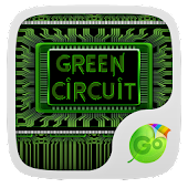 Green Circuit Keyboard Theme