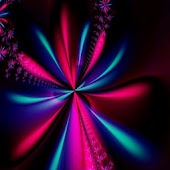 3D colorful light