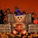Teddy Bear Halloween LWP