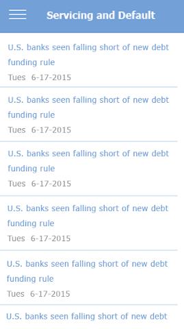 Screenshots for MortgageSpeakcom