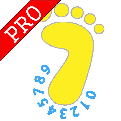健康必備App|Pedometer - PRO LOGO-綠色工廠好玩App