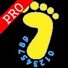 Pedometer - PRO icon