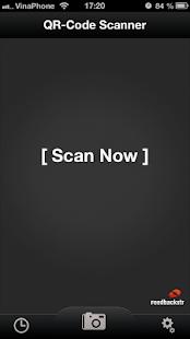 Easy QR Code Scanner screenshot