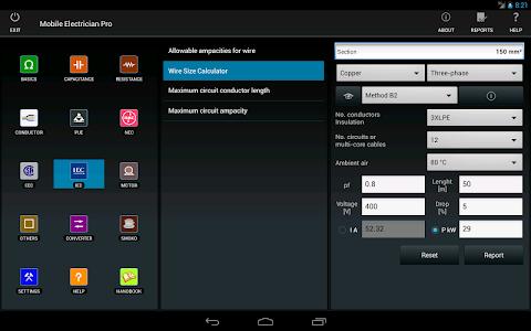 Mobile Electrician Pro v3.1